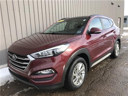 2017 Hyundai Tucson SE (Stk: U3590) in Charlottetown - Image 1 of 24
