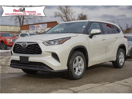 2020 Toyota Highlander LE (Stk: 20424) in Hamilton - Image 1 of 21
