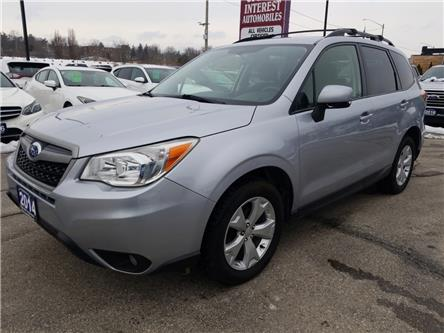 2014 Subaru Forester 2.5i Convenience Package (Stk: 406477) in Cambridge - Image 1 of 22