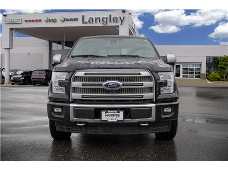 2017 Ford F-150 Platinum (Stk: LC0191) in Surrey - Image 2 of 22