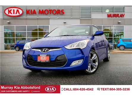2012 Hyundai Veloster Tech (Stk: M1526) in Abbotsford - Image 1 of 22