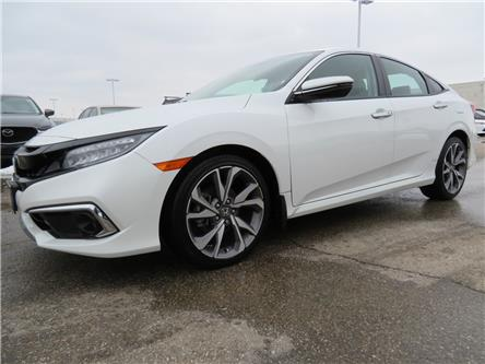 2019 Honda Civic Touring (Stk: X9467L) in London - Image 1 of 20