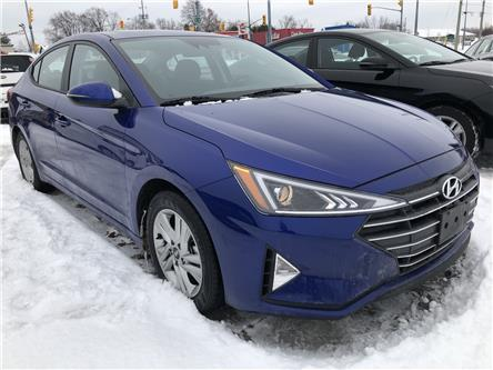 2020 Hyundai Elantra Preferred w/Sun & Safety Package (Stk: -) in Kemptville - Image 1 of 21