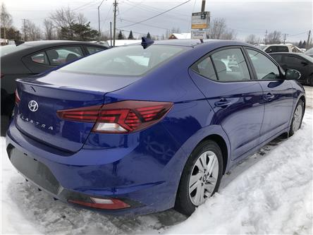 2020 Hyundai Elantra Preferred w/Sun & Safety Package (Stk: -) in Kemptville - Image 2 of 21