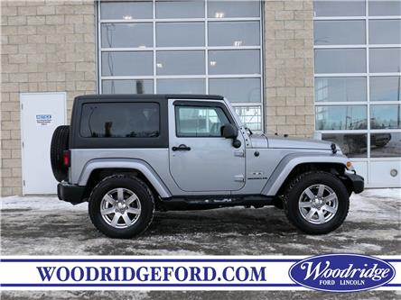 2016 Jeep Wrangler Sahara (Stk: 29949A) in Calgary - Image 2 of 17