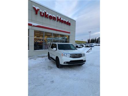 2015 Honda Pilot Touring (Stk: ) in Whitehorse - Image 1 of 4