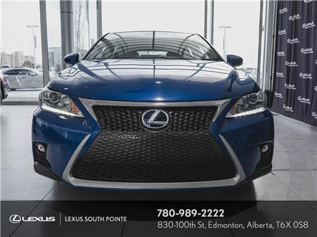 2015 Lexus CT 200h Base (Stk: LL00203A) in Edmonton - Image 2 of 30