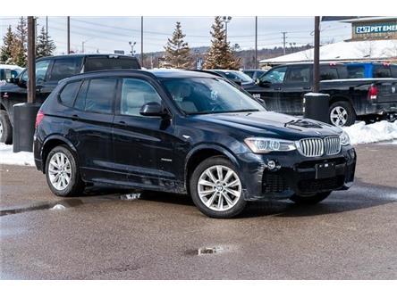 2016 BMW X3 xDrive28i (Stk: 27291U) in Barrie - Image 1 of 28