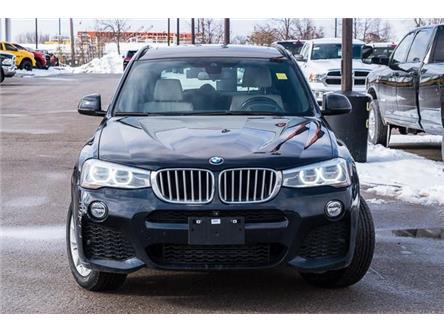2016 BMW X3 xDrive28i (Stk: 27291U) in Barrie - Image 2 of 28