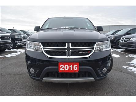 2016 Dodge Journey SXT/Limited (Stk: 94028R) in St. Thomas - Image 2 of 30