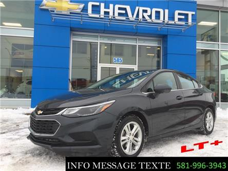 2018 Chevrolet Cruze LT Auto (Stk: X8178) in Ste-Marie - Image 1 of 26