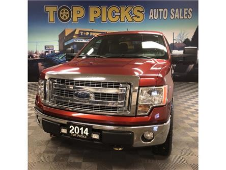 2014 Ford F-150 XLT (Stk: D22021) in NORTH BAY - Image 1 of 26