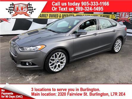 2014 Ford Fusion Titanium (Stk: 46161A) in Burlington - Image 1 of 19