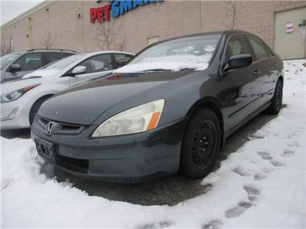 2005 Honda Accord 4dr EX V6 Auto | SUNROOF | HEATED SEATS | (Stk: 800352T) in Brampton - Image 1 of 9