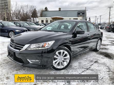 2014 Honda Accord Touring (Stk: 808728) in Ottawa - Image 1 of 26