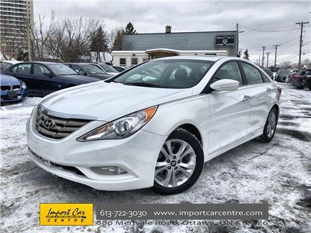 2013 Hyundai Sonata Limited (Stk: 633069) in Ottawa - Image 1 of 24