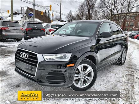 2016 Audi Q3 2.0T Progressiv (Stk: 006862) in Ottawa - Image 1 of 23