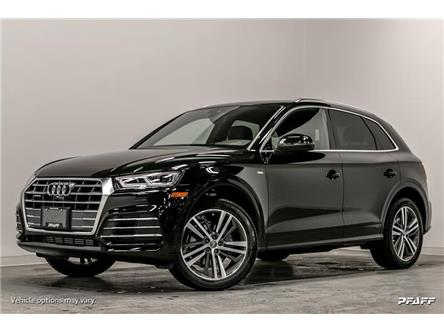 2020 Audi Q5 45 Technik (Stk: A12958) in Newmarket - Image 1 of 18