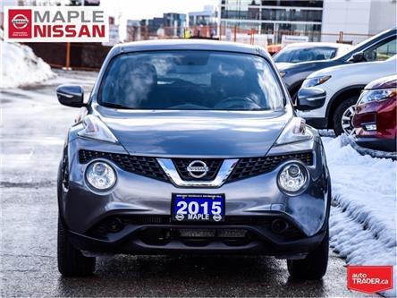 2015 Nissan Juke SV AWD|Backup Camera|Bluetooth|Alloys|Smart Key (Stk: UM1690) in Maple - Image 2 of 21