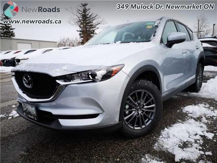 2020 Mazda CX-5 GS AWD (Stk: 41555) in Newmarket - Image 1 of 22