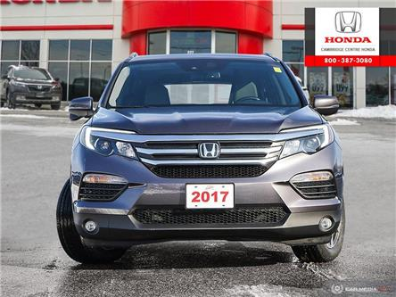 2017 Honda Pilot EX-L Navi (Stk: 20075A) in Cambridge - Image 2 of 27