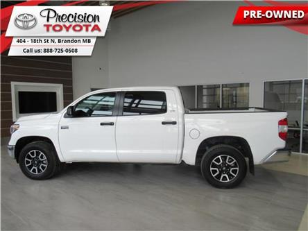 2018 Toyota Tundra SR5 Plus (Stk: 194711) in Brandon - Image 1 of 25