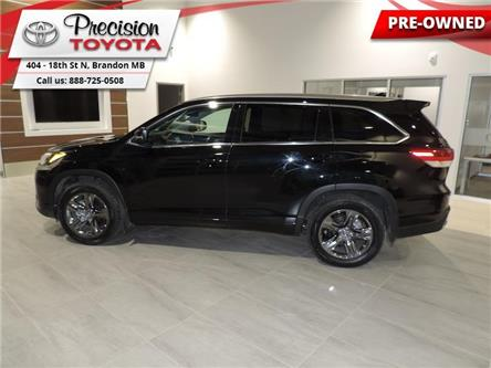 2018 Toyota Highlander Limited AWD (Stk: 18368) in Brandon - Image 1 of 22