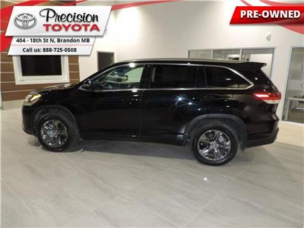 2018 Toyota Highlander Limited AWD (Stk: 18511) in Brandon - Image 1 of 27