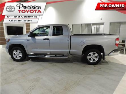 2018 Toyota Tundra SR5 Plus (Stk: 185661) in Brandon - Image 1 of 18