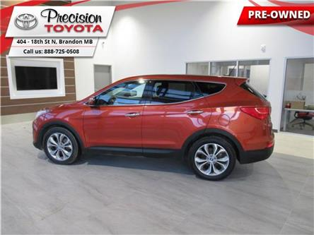 2013 Hyundai Santa Fe 2.0T Limited (Stk: 184702) in Brandon - Image 1 of 21