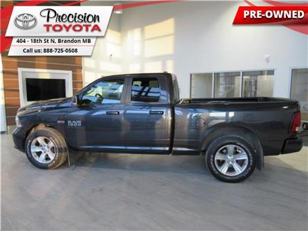 2013 RAM 1500 Sport (Stk: 194481) in Brandon - Image 1 of 23