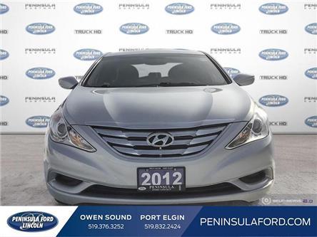 2012 Hyundai Sonata GL (Stk: 19FE347A) in Owen Sound - Image 2 of 25