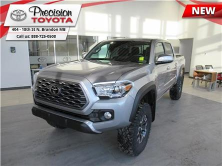 2020 Toyota Tacoma TRD Off-Road (Stk: 20067) in Brandon - Image 1 of 22