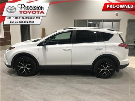 2016 Toyota RAV4 SE (Stk: 200641) in Brandon - Image 1 of 23