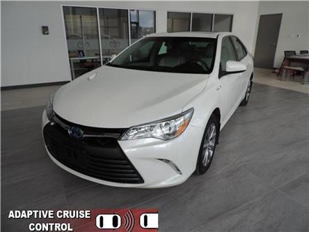2017 Toyota Camry Hybrid XLE (Stk: 200961) in Brandon - Image 2 of 22