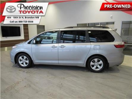 2015 Toyota Sienna LE FWD 8-Passenger (Stk: 200981) in Brandon - Image 1 of 24