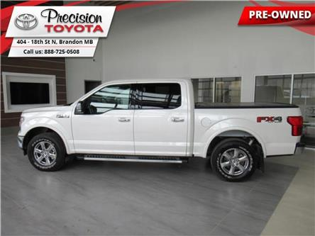 2018 Ford F-150 Lariat (Stk: 182051) in Brandon - Image 1 of 27