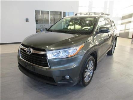 2015 Toyota Highlander XLE AWD (Stk: 193761) in Brandon - Image 2 of 24
