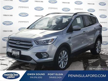2019 Ford Escape SEL (Stk: 1949) in Owen Sound - Image 1 of 24