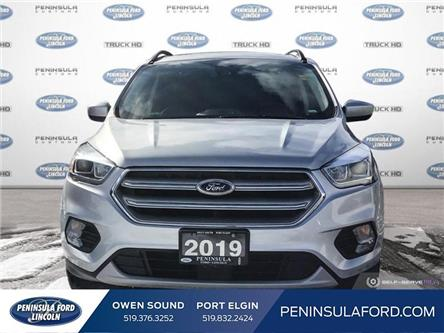 2019 Ford Escape SEL (Stk: 1949) in Owen Sound - Image 2 of 24