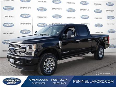 2020 Ford F-250 King Ranch (Stk: 20FE49) in Owen Sound - Image 1 of 23