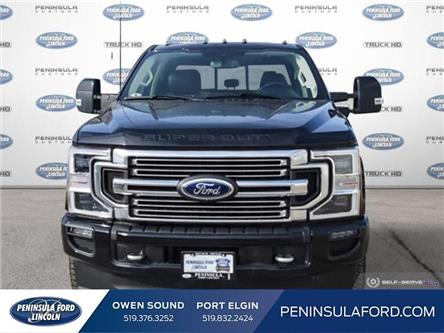 2020 Ford F-250 King Ranch (Stk: 20FE49) in Owen Sound - Image 2 of 23