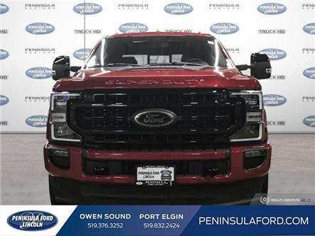 2020 Ford F-250  (Stk: 20FE51) in Owen Sound - Image 2 of 25