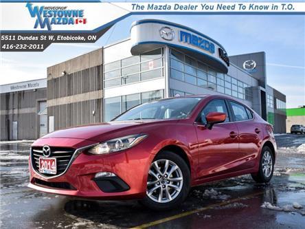 2014 Mazda Mazda3 GS-SKY (Stk: 15702A) in Etobicoke - Image 1 of 26