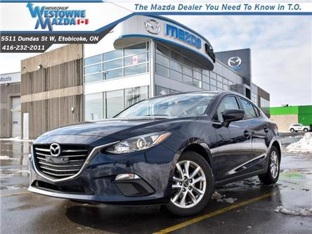 2016 Mazda Mazda3 GS (Stk: P4088) in Etobicoke - Image 1 of 25