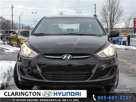 2016 Hyundai Accent GL (Stk: U1026) in Clarington - Image 2 of 27