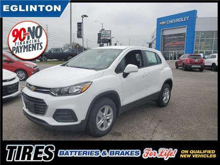 2019 Chevrolet Trax LS (Stk: KL334833) in Mississauga - Image 1 of 16