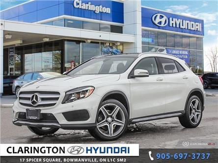 2017 Mercedes-Benz GLA 250 Base (Stk: 20023A) in Clarington - Image 1 of 27