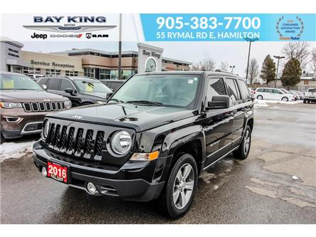 2016 Jeep Patriot Sport/North (Stk: 197420A) in Hamilton - Image 1 of 22