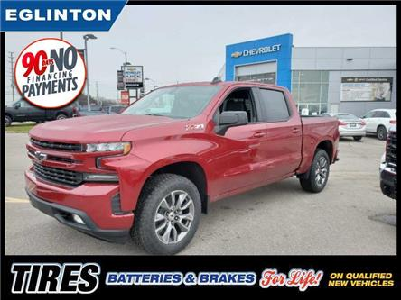 2020 Chevrolet Silverado 1500 RST (Stk: LZ153120) in Mississauga - Image 1 of 20